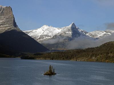 Glacier Park II-J.D. Mcfarlan-Photographic Print