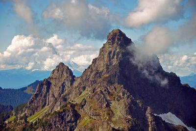 Glacier Peak I-Brian Kidd-Photographic Print