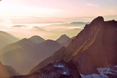 Glacier Peak II-Brian Kidd-Photographic Print