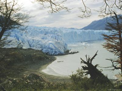 Glacier, Perito Moreno, Argentina, South America-Mark Chivers-Photographic Print