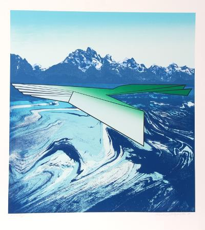 Glacier Point-Charles Magistro-Limited Edition