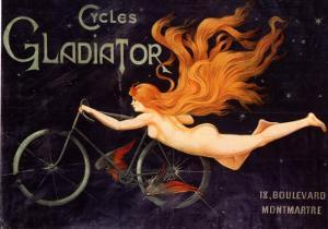 Gladiator Bicycles, France, 1905