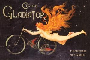 Gladiator Cycles Ad