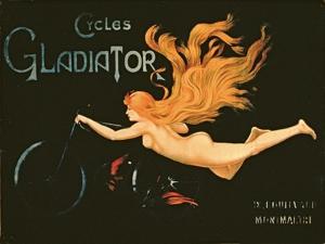 'Gladiator Cycles', Boulevard Montmartre, Paris