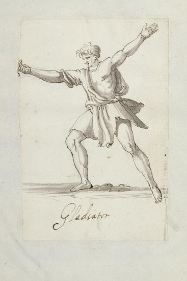 Gladiator-Inigo Jones-Giclee Print