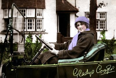 Gladys Cooper (1888-197), English Actress, Early 20th Century--Giclee Print