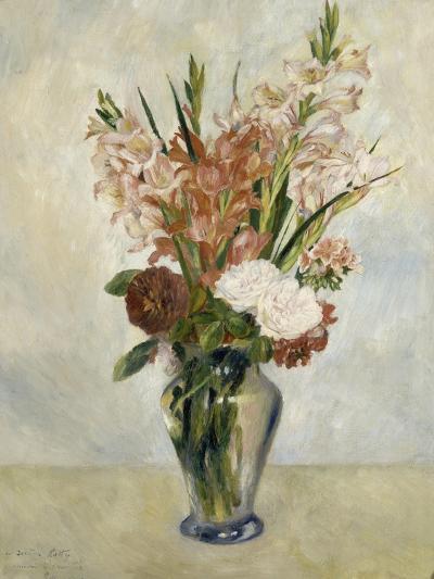 Glaïeuls-Pierre-Auguste Renoir-Giclee Print