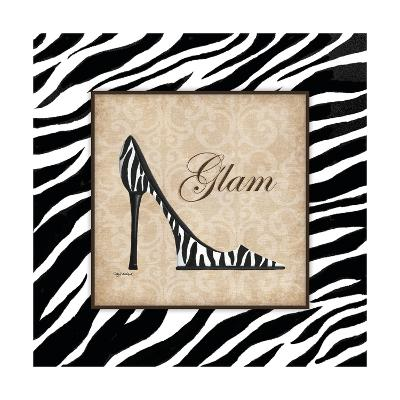 Glam-Kathy Middlebrook-Art Print