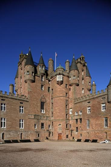 Glamis Castle (15th-16th Century)--Photographic Print
