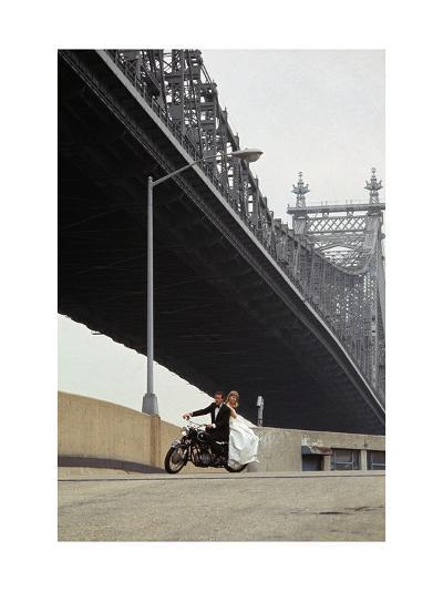 Glamour - December 1965-William Connors-Premium Photographic Print