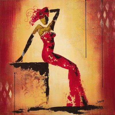 Glamour II-Johanna-Art Print