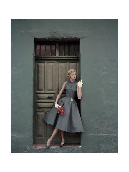Glamour - May 1955-Leombruno-Bodi-Premium Photographic Print