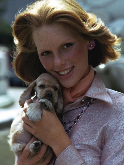 Glamour - November 1973-William Connors-Premium Photographic Print