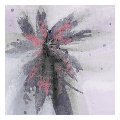 Glamour Plum 1-Kimberly Allen-Art Print
