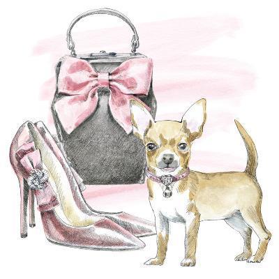 Glamour Pups I-Wild Apple Portfolio-Art Print