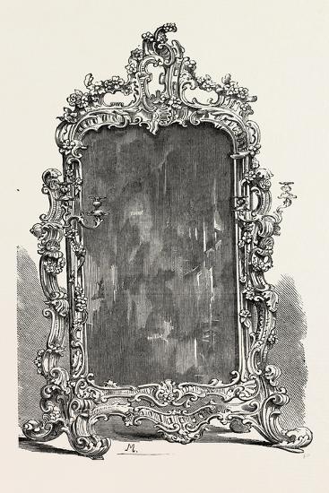 Glass, 1851--Giclee Print
