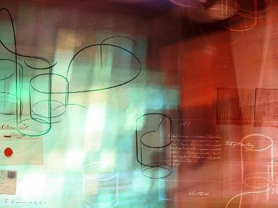 Glass 2-Enrico Varrasso-Art Print
