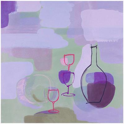 Glass and China I-Patrizia Moro-Art Print