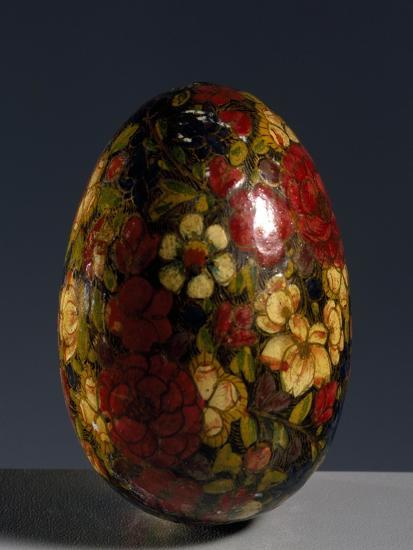 Glass Egg--Giclee Print