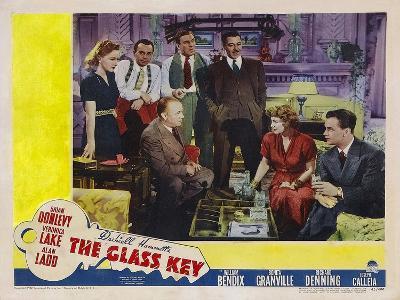 Glass Key, 1942--Art Print