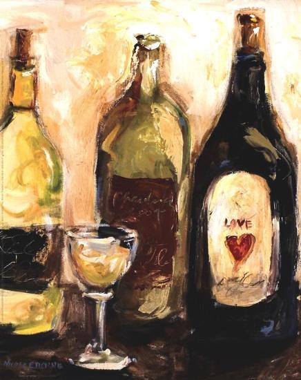 Glass Of White-Nicole Etienne-Art Print