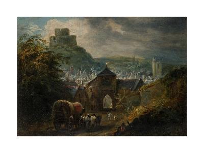 Glastonbury, Somerset-Henry Perlee Parker-Giclee Print