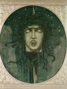 Medusa, 1919 by Glauco Cambon
