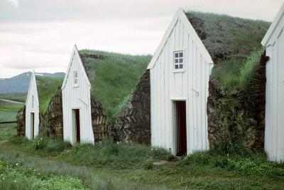 Glaumber Viking Farm, Alleged Home of Thorfinn Karlsefni-CM Dixon-Photographic Print