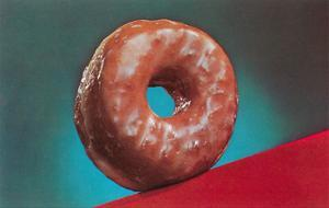 Glazed Donut, Retro