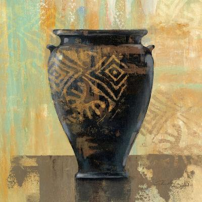 Glazed Pot III Decorative Accents-Silvia Vassileva-Art Print