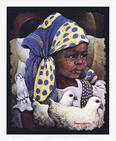 Gleam of Hope-Lyonel Laurenceau-Art Print