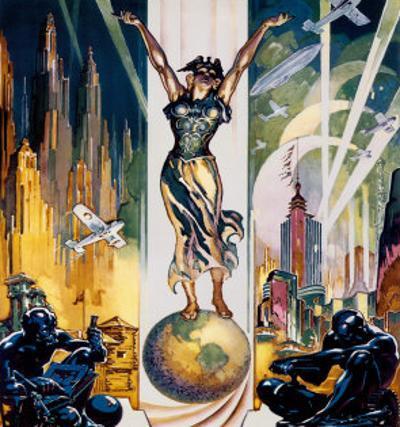 Chicago World's Fair, 1933 by Glen C. Sheffer