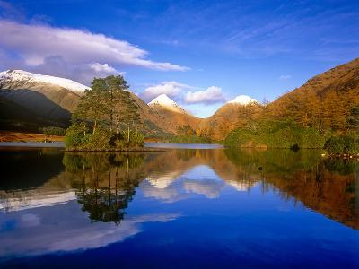 Glen Etive, Glencoe. Scottish Highlands-Kathy Collins-Photographic Print