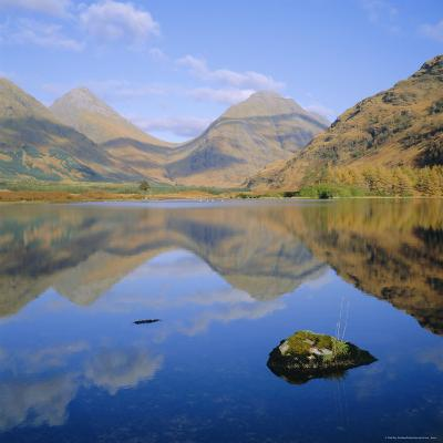 Glen Etive, Highlands, Scotland-Roy Rainford-Photographic Print