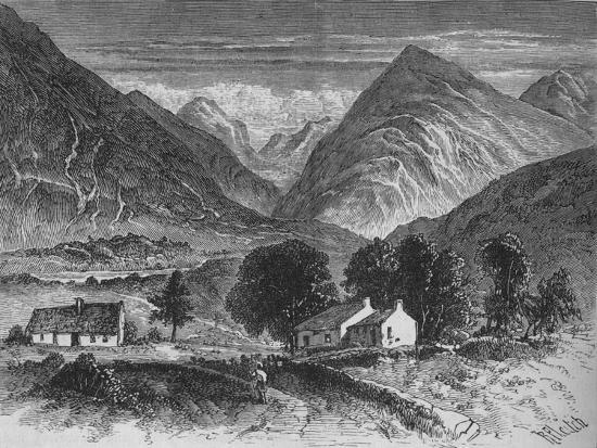 'Glencoe', c1880-Unknown-Giclee Print