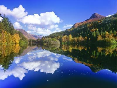 Glencoe Lochan, Scotland-Kathy Collins-Photographic Print