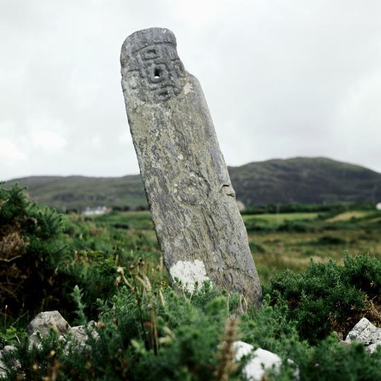 Glencolumbkille, Donegal, Eire-CM Dixon-Photographic Print