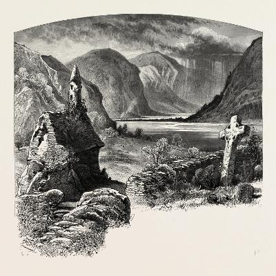 Glendalough, Ireland, 19th Century--Giclee Print