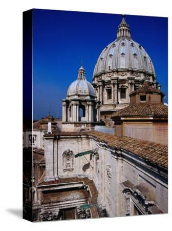 Dome of St. Peter's Basilica, Vatican City