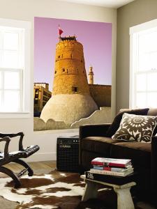Exterior of Historic Dubai Museum by Glenn Beanland