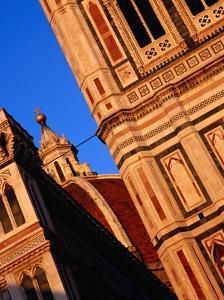 Facade of Florence's Duomo Illuminated by Afternoon Light, Florence, Tuscany, Italy by Glenn Beanland