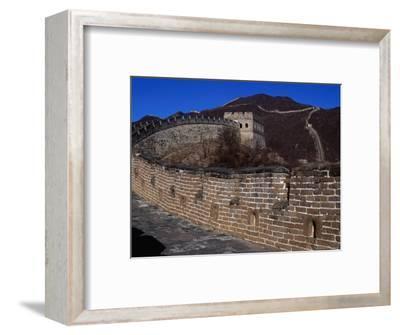 Great Wall of China Mutianyu, Bejing, China