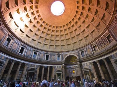 Interior of the Pantheon