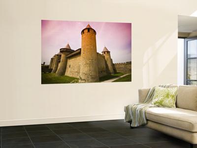 The 12Th-Century Chateau Comtal, La Cite