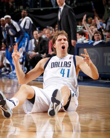 Apr 15, 2013, Memphis Grizzlies vs Dallas Mavericks - Dirk Nowitzki