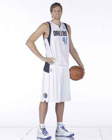 Dallas Mavericks Media Day 2013-2014 - Dirk Nowitzki
