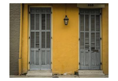 Yellow Entrance