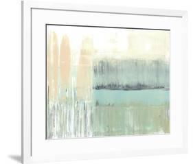 Glimpse II-Cathe Hendrick-Framed Giclee Print