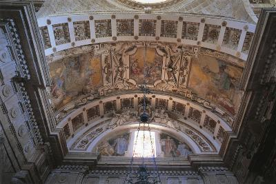Glimpse of Ceiling of Church of San Biagio, Montepulciano, Italy, 16th Century--Giclee Print
