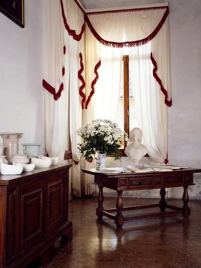 Glimpse of Interior, Villa Fracanzan-Piovene, Orgiano, Veneto, Italy--Giclee Print